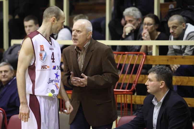 Łukasz Grzegorzewski 23.02.2011 KS Spójnia Stargard Szczeciński - SKK Siedlce