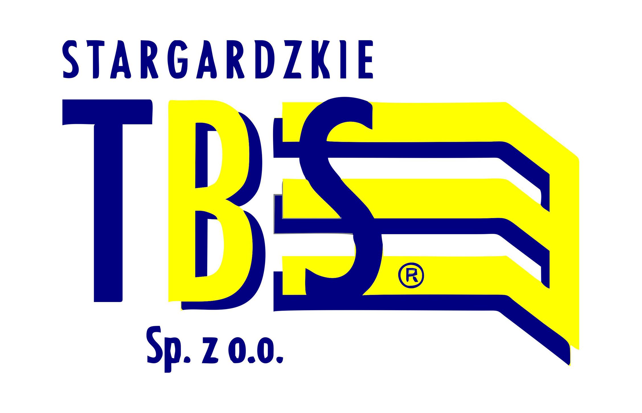 STARGARDZKIE TOWARZYSTWO BUDOWNICTWA SPOŁECZNEGO sp. z o.o.
