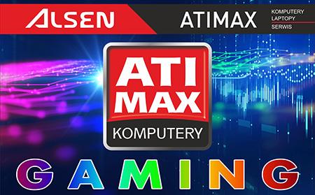 ATI Max - serwis komputerowy, sprzedaż komputerów, laptopów